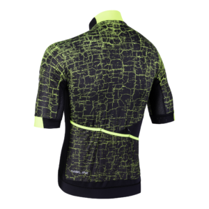 חולצת רכיבה לקיץ NALINI NARANCO 2.0