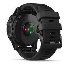 שעון יד GARMIN 5X SAPPHIRE BLACK