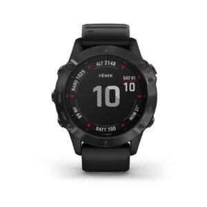 שעון יד GARMIN FENIX 6 PRO BLACK