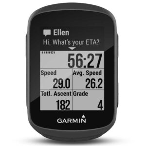 שעון רכיבה GARMIN EDGE 130 BUNDLE