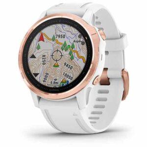 שעון יד GARMIN FENIX 6S PRO ROSE GOLD