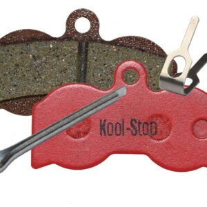 רפידות בלם – KS-D540 – HOPE XC4