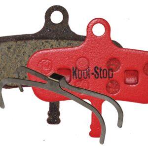 רפידות בלם – KS-D295 – AVID CODE