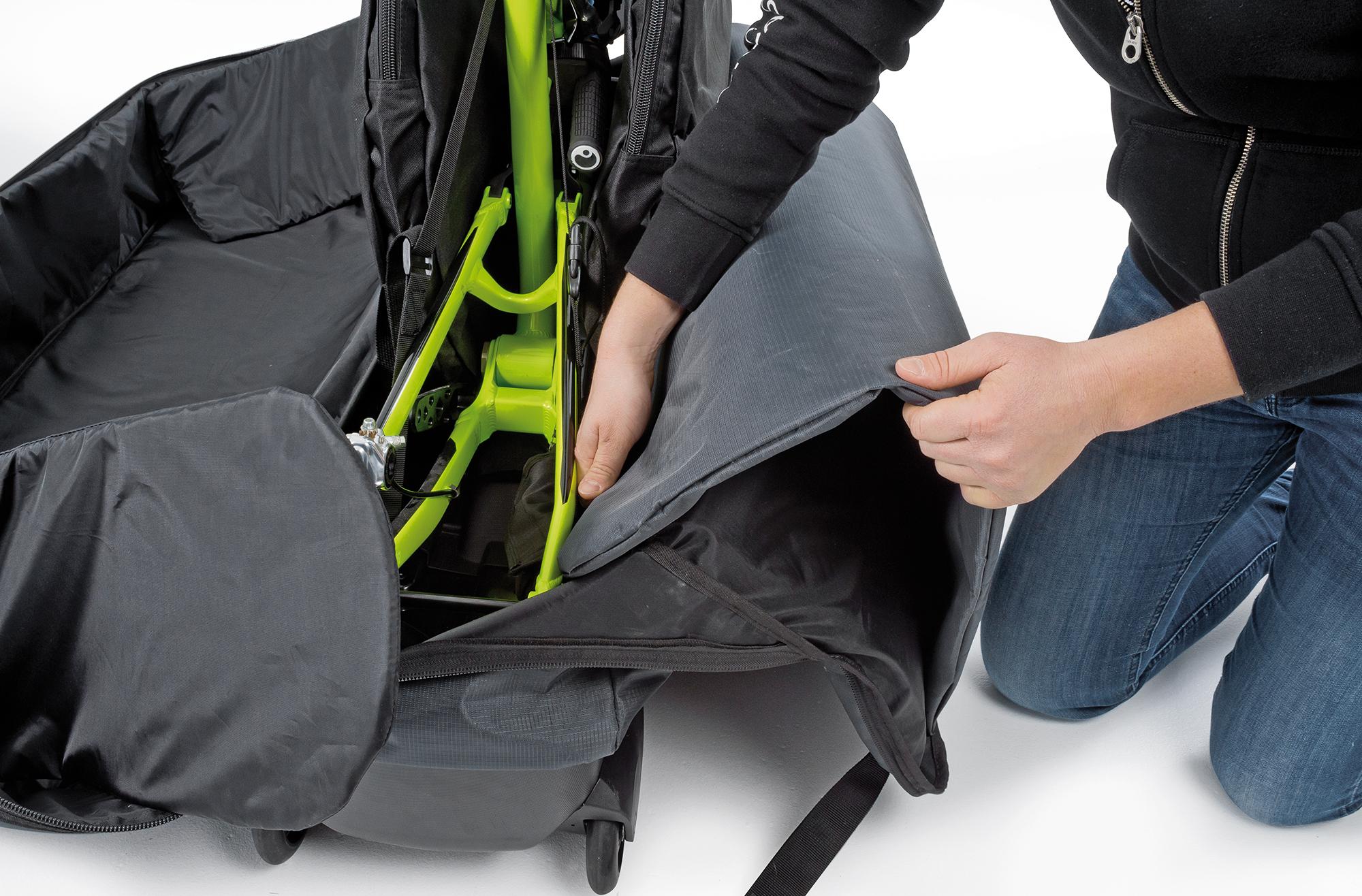 איך לבחור את תיק או מזוודת אופניים הנכונה?
