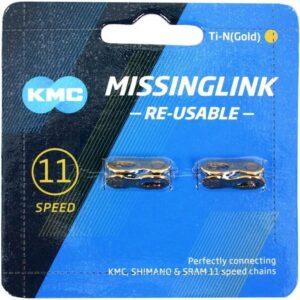 חוליית חיבור KMC 11 GOLD CL555R