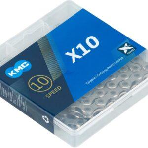 שרשרת KMC X10 SILVER