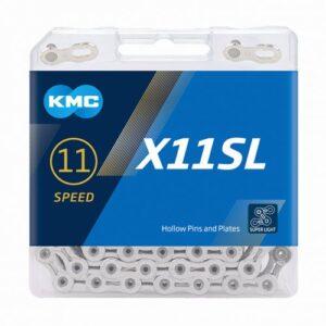 שרשרת KMC X11SL SILVER