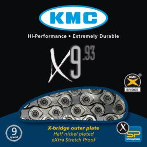 שרשרת KMC X9.93