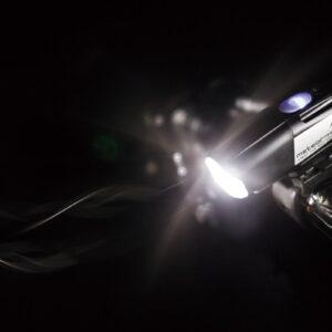 פנס קדמי MOON METEOR X-AUTO 450LM