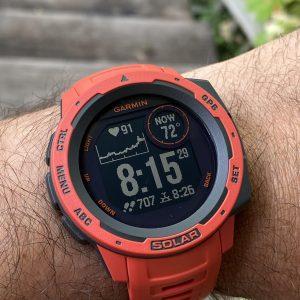 שעון יד GARMIN INSTINCT 2 SOLAR